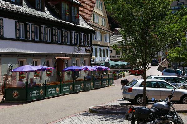 Marktstraße und Muggelbruck