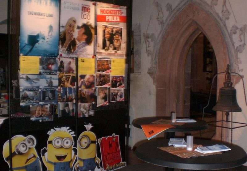 subiaco kino im kloster urlaubsland baden w rttemberg. Black Bedroom Furniture Sets. Home Design Ideas