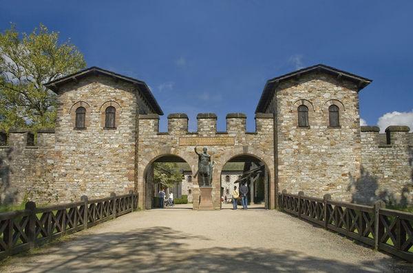 Römer Kastell Saalburg