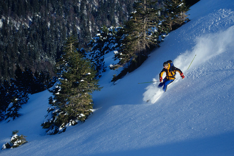 Skifahren - Freeride