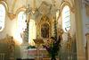 Altar der Kath. Pfarrkirche in Bayerisch Eisenstein im ArberLand Bayerischer Wald