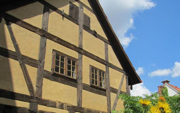 Ältestes Haus Beeskow, Foto: Sandra Ziesig