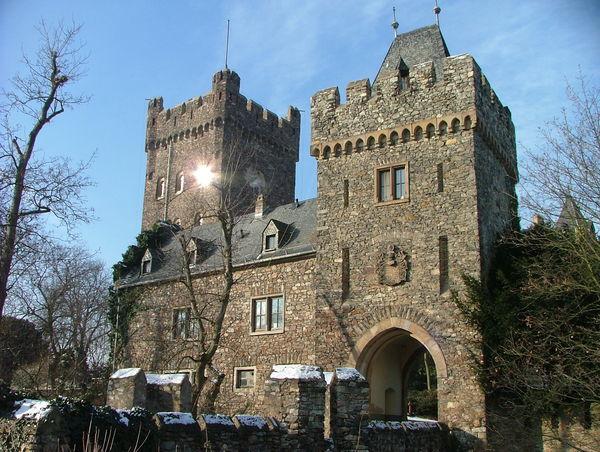 Burg Klopp