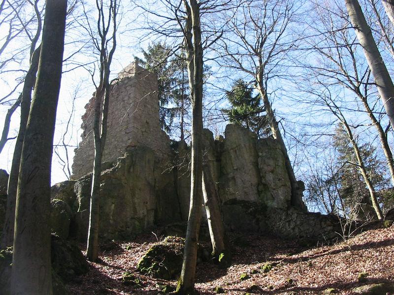 Burgruine Poppberg