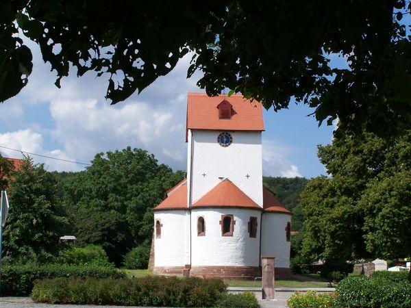 Stephanuskirche von Aussen