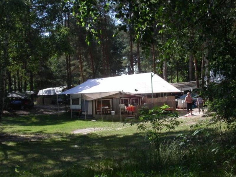 campingplatz chossewitz am see seenland oder spree. Black Bedroom Furniture Sets. Home Design Ideas