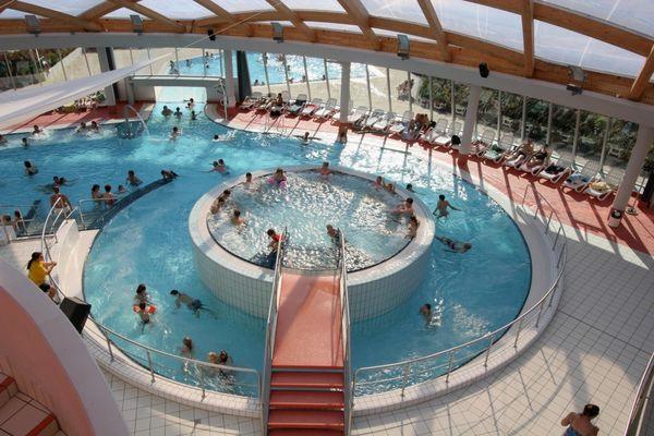 Badespaß im Freizeit- und Erlebnisbad elypso in Deggendorf