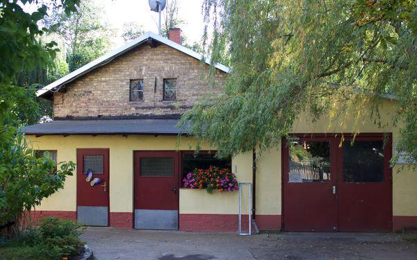 Atelier Rolf-Dieter Schiller in Erkner, Foto: Alexandra Pohnke