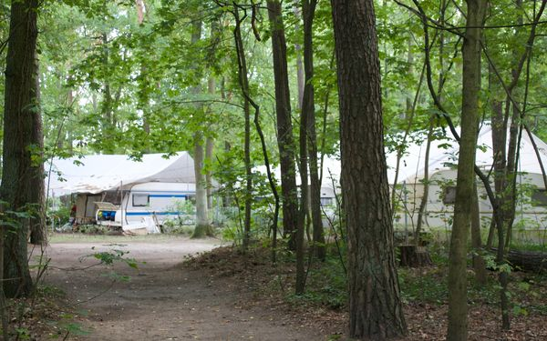 Campingplatz Flakensee West in Erkner, Foto: Alexandra Pohnke