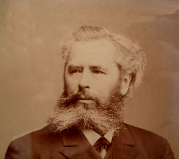 Der bayerische Heimatschriftsteller Maximilian Schmidt auch Waldschmidt genannt