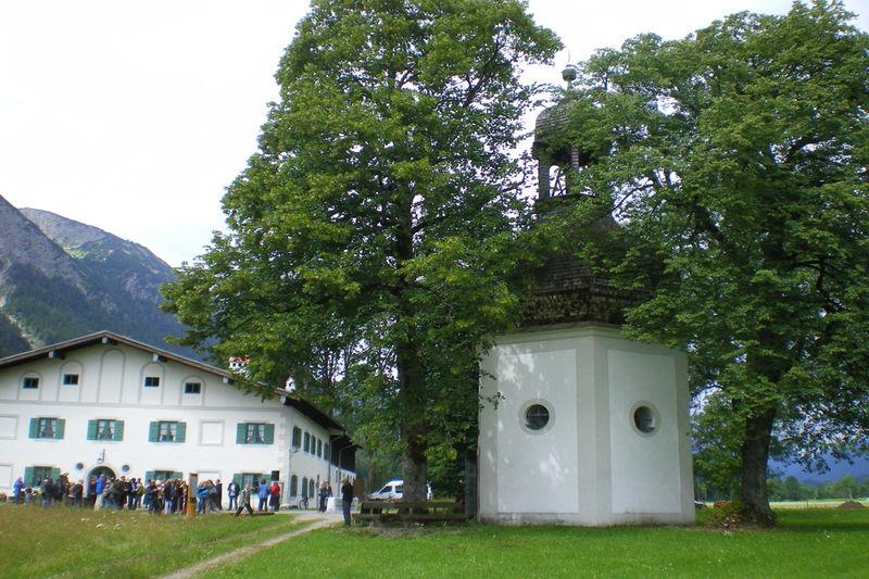 Gertrudiskapelle Dickelschwaig