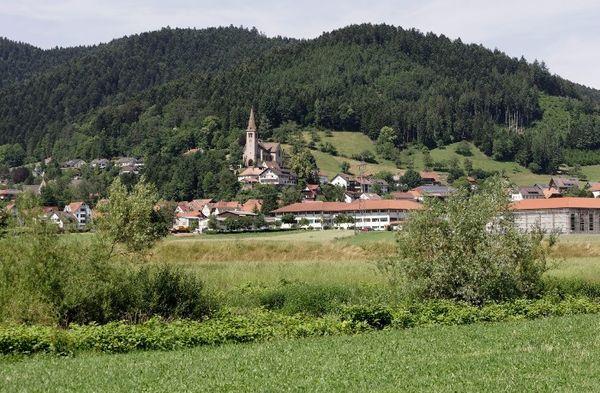 Die Sonnenterrasse des kinzigtals: Fischerbach
