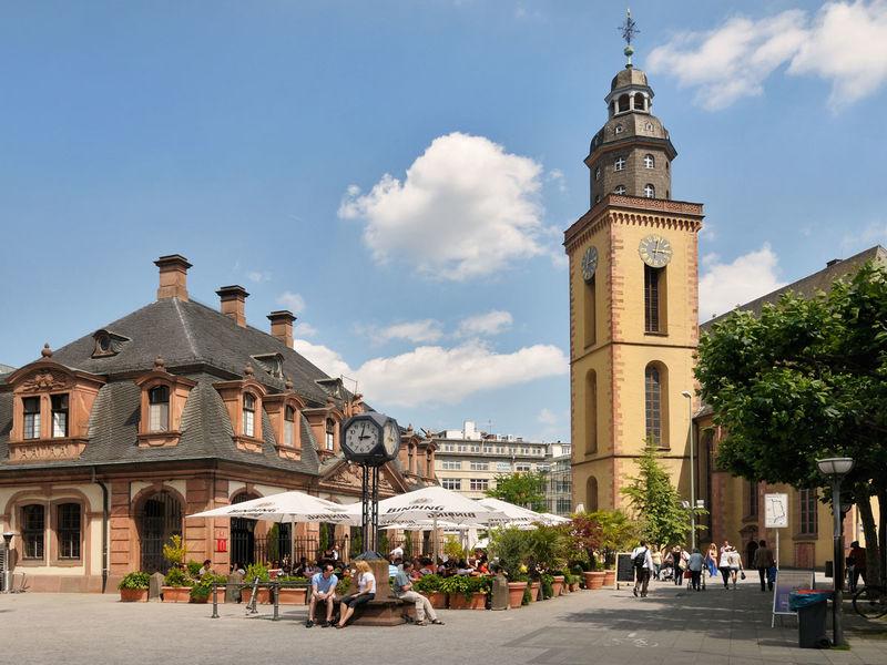 Cafe Hauptwache Frankfurt Adresse