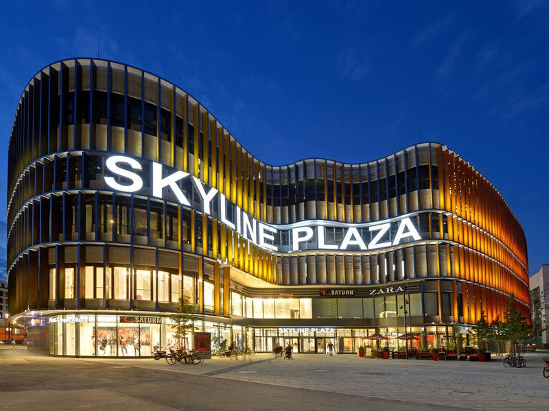 Skyline Plaza Frankfurt Frankfurt Tourismus