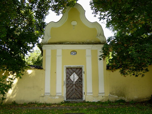 Kapelle in Oberfrauenau beim Obstgarten in der Gemeinde Frauenau im ArberLand Bayerischer Wald