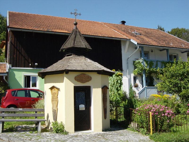 Sitzberger-Kapelle in Althütte in der Gemeinde Frauenau im ArberLand Bayerischer Wald