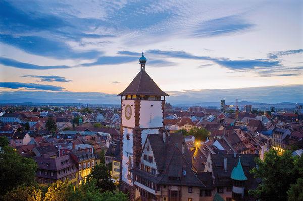 Freiburg Schwabentor