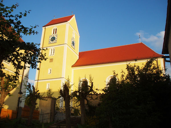 Kirche St. Walburga, Freudenberg-Lintach