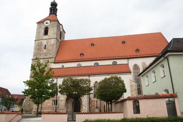 Kirche St. Jakobus, Hahnbach