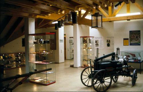 feuerwehrmuseum im g stehaus und restaurant sankt florian. Black Bedroom Furniture Sets. Home Design Ideas