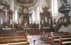Innenansicht kath. Pfarrkirche St. Peter und Paul