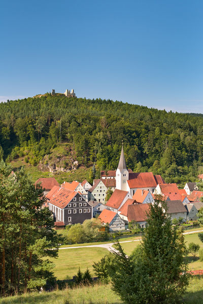 Burgruine Hohenburg