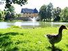 Gustavsburg mit Schlossweiher