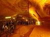 Eingangshalle Schlossberghöhlen