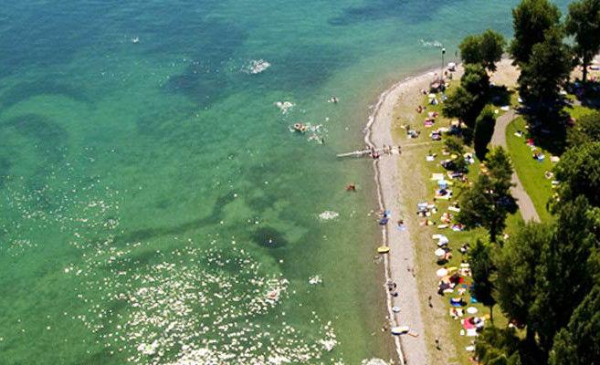 Strand und hallenbad aquastaad