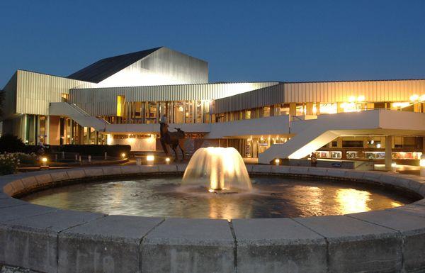 Karlsruhe Badisches Staatstheater