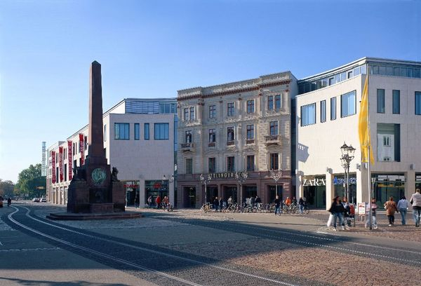 Ettlinger Tor Karlsruhe Karlsruhe