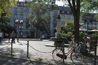 Lidellplatz, Karlsruhe