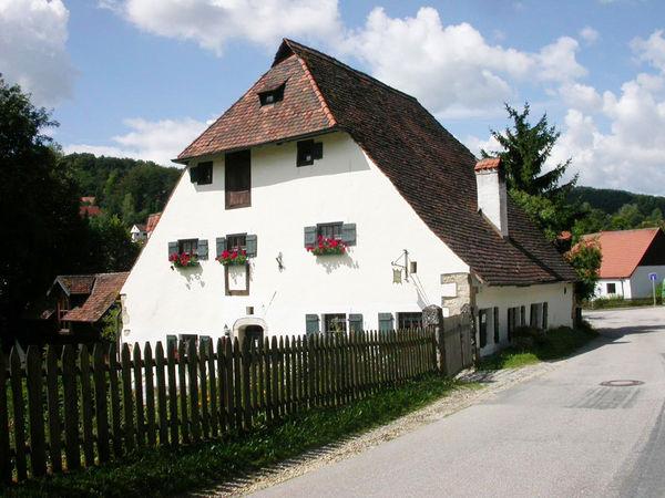 Das Heimatmuseum in Kastl