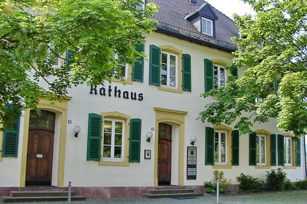 Historisches Rathaus der Gemeinde Kleinblittersdorf