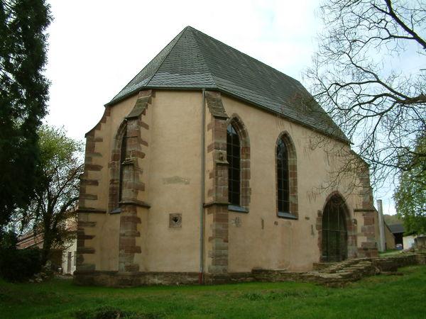 Außenansicht Wintringer Kapelle