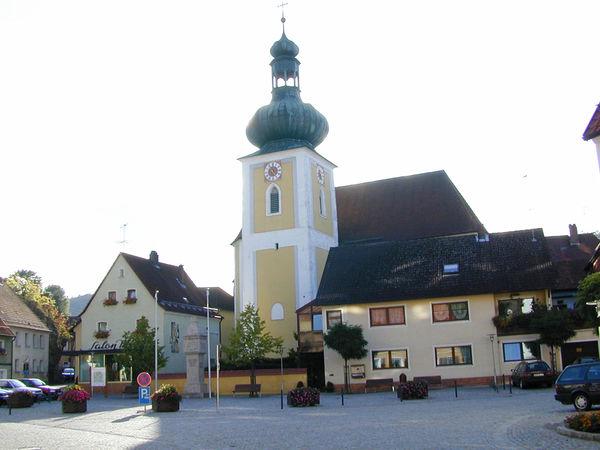 Kirche St. Georg, Königstein