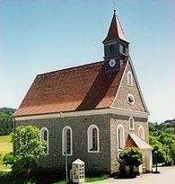 Die Filialkirche Allersdorf