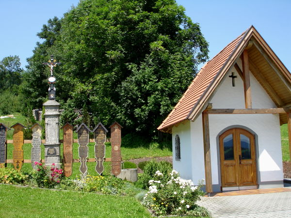 Die Kapelle Berging in der Gemeinde Kollnburg im ArberLand Bayerischer Wald