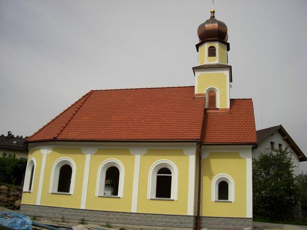 Die Kapelle in Schwarzach in der Gemeinde Langdorf im ArberLand Bayerischer Wald