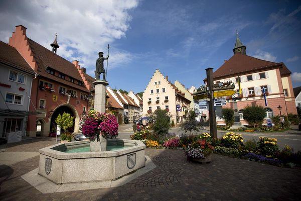 Mittelalterlicher Stadtkern Löffingen