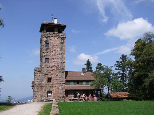 Teufelsmühlturm bei Loffenau