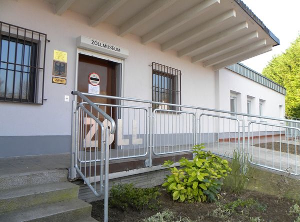 Zollmuseum von Aussen