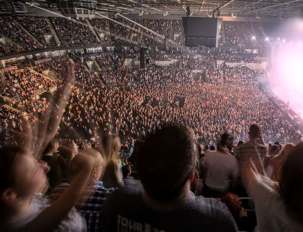 Konzert in der SAP Arena