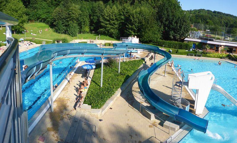 Piscine en plein air m llheim badenweiler thermen und for Avantage service piscine biot