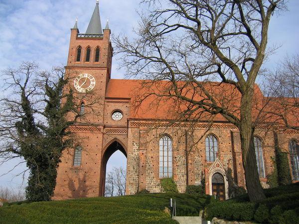 Ansicht Stadtpfarrkirche