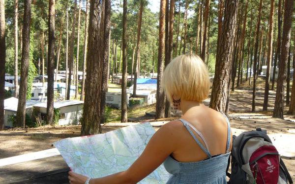 Camping, Foto: Daniela Häfner