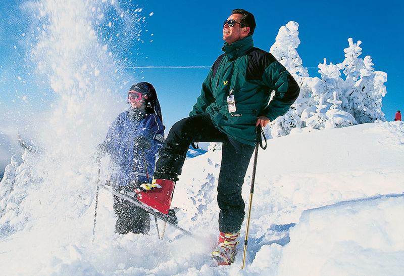 Skifahren in Ostbayern