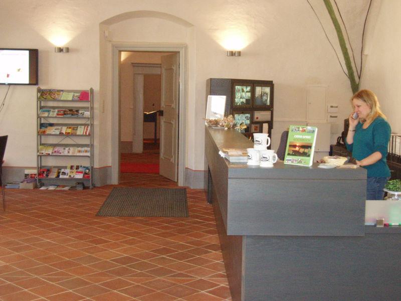 Besucherinformation Neuzelle, Foto: TV Seenland Oder-Spree e.V.