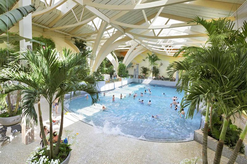 Aqua Mundo im Center Parcs Park Bostalsee | Tourismus