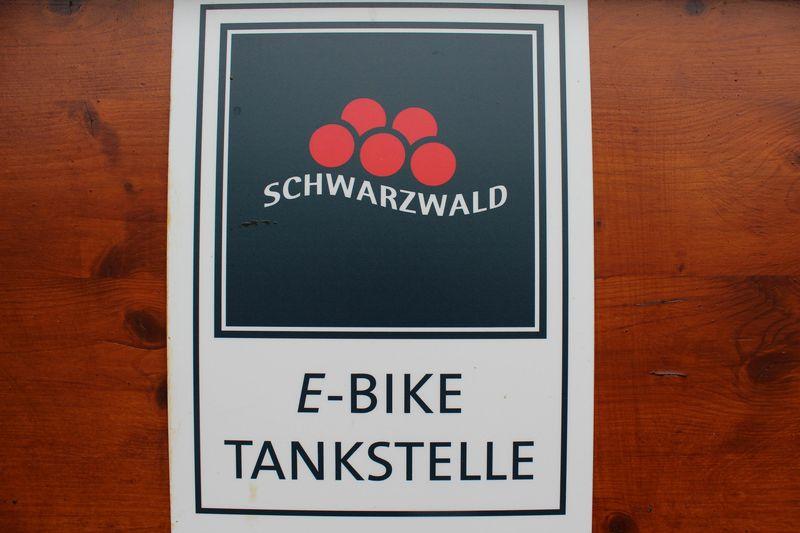 E-Bike Ladestation Oberharmersbach - Hotel Freihof | Urlaubsland Baden-Württemberg
